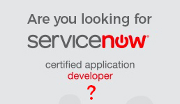 Servicenow Developer - ILERRA Software Development
